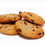 Cookies huile de coco